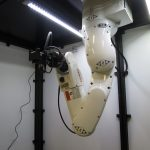 Fitness Tracker Robotic Motion Simulator
